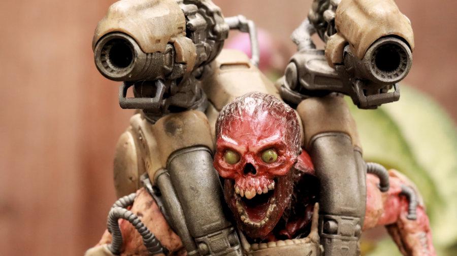 Doom Action Figure