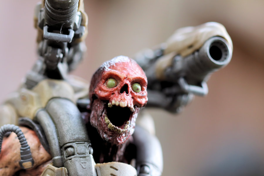Doom Action Figure