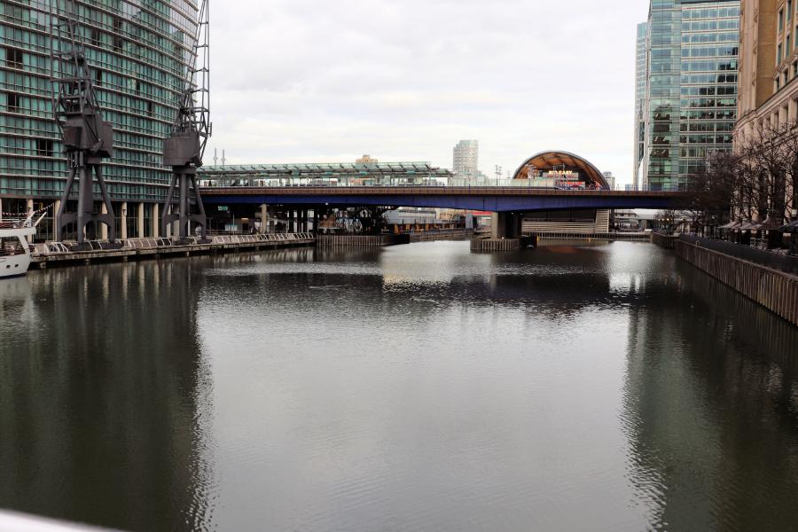London canary wharf9