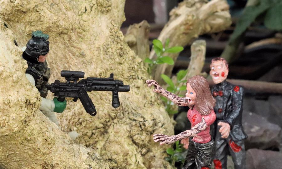 Zombies - Walking Dead